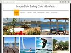 Maora Beach Sailing