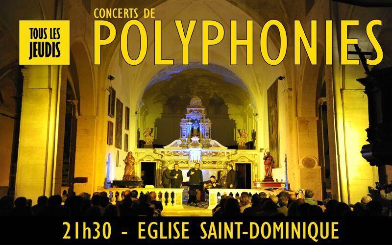 Concerts polyphoniques Bonifacio