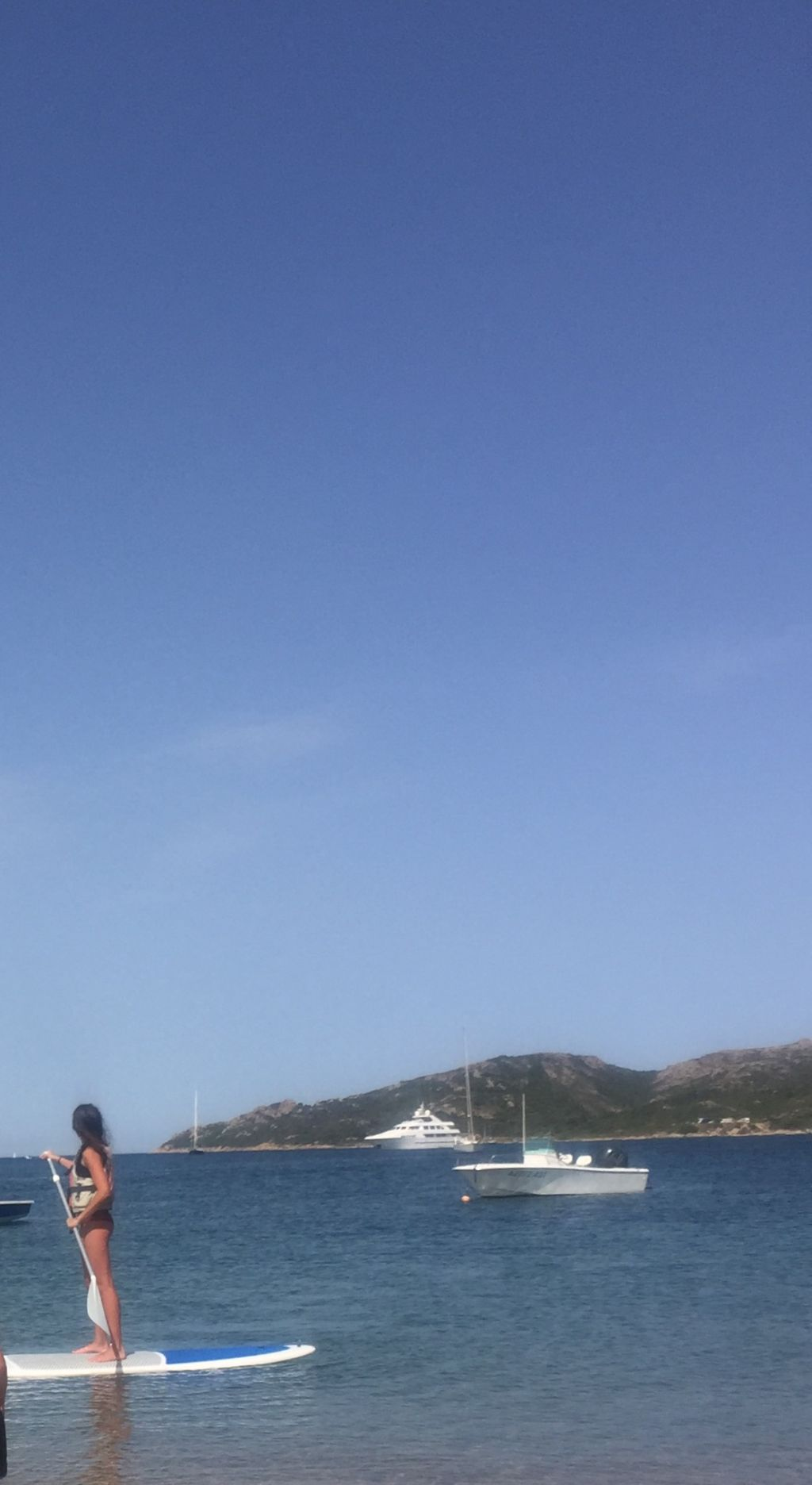 Une journée à Santa Manza au Maora Beach Sailing