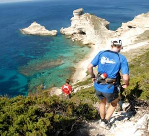 Le Trail des falaises