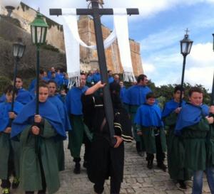 Les fêtes de pâques à Bonifacio